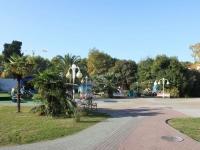 Сочи, улица Орджоникидзе. парк Луна-парк, центр культуры и отдыха