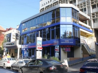 Sochi, Sovetskaya st, house 42/1. office building