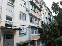 Sochi, Uchitelskaya st, house 22. Apartment house