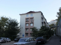 Sochi, Uchitelskaya st, house 30. Apartment house