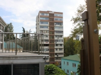 Sochi, Gagarin st, house 1. Apartment house