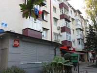 Sochi, Gagarin st, house 4. Apartment house
