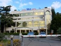 Sochi, hotel Звездный, Gagarin st, house 5