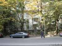 Sochi, Gagarin st, house 13. Apartment house