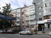 Sochi, Gagarin st, house 15/2. Apartment house