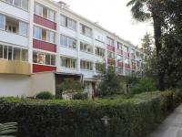Сочи, улица Гагарина, дом 18. многоквартирный дом