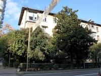 Сочи, улица Гагарина, дом 19. многоквартирный дом