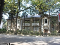 Sochi, Gagarin st, house 35. Apartment house