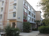 Sochi, Gagarin st, house 40. Apartment house