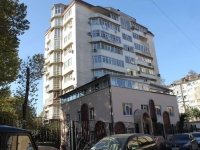 Sochi, Gagarin st, house 49А. office building