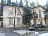 Sochi, Gagarin st, house 49. Apartment house
