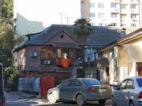 Sochi, Gagarin st, house 53. Apartment house