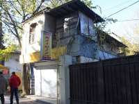 Sochi, Gagarin st, house 55Д. Apartment house with a store on the ground-floor