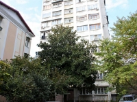 Sochi, Gagarin st, house 60. Apartment house