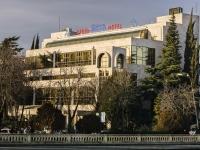 Сочи, улица Гагарина, дом 5. гостиница (отель) Звездный