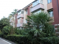 Sochi, Blvd Tsvetnoy, house 10. Apartment house