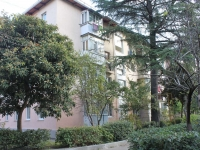 Sochi, Tsvetnoy Blvd, house 12. Apartment house