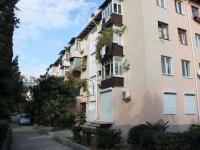Sochi, Blvd Tsvetnoy, house 13. Apartment house