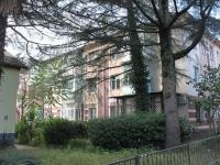 Sochi, Blvd Tsvetnoy, house 17. Apartment house