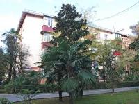 Sochi, Blvd Tsvetnoy, house 19. Apartment house