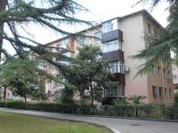 Sochi, Blvd Tsvetnoy, house 20. Apartment house