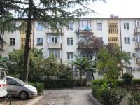 Sochi, Blvd Tsvetnoy, house 24А. Apartment house