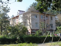 Sochi, Tsvetnoy Blvd, house 24. Apartment house