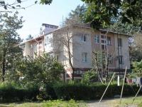 Sochi, Blvd Tsvetnoy, house 24. Apartment house