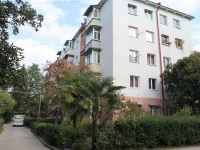Sochi, Tsvetnoy Blvd, house 27. Apartment house