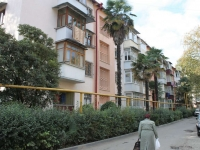 Sochi, Tsvetnoy Blvd, house 36. Apartment house
