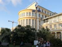 Sochi, hotel ПРИМОРСКАЯ, Sokolov st, house 1