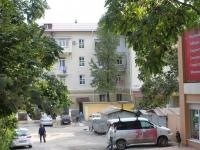 Сочи, улица Красноармейская, дом 6. многоквартирный дом