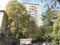 Sochi, Krasnoarmeyskaya st, house 11А. Apartment house