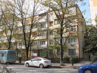 Sochi, Krasnoarmeyskaya st, house 13. Apartment house