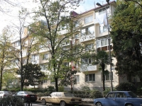 Sochi, Krasnoarmeyskaya st, house 17. Apartment house