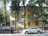 Sochi, Krasnoarmeyskaya st, house 27. Apartment house