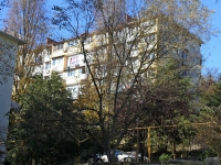 Sochi, Krasnoarmeyskaya st, house 35. Apartment house