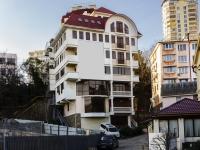 Сочи, улица Красноармейская, дом 3А. офисное здание