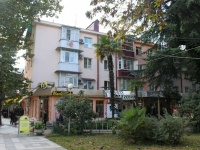 Sochi, Parkovaya st, house 11/10. Apartment house with a store on the ground-floor
