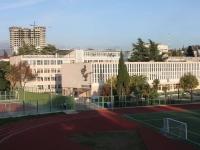 Sochi, gymnasium №8, Parkovaya st, house 19