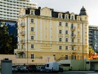 Sochi, Morskoy alley, house 5. multi-purpose building