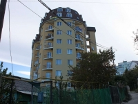Sochi, Verkhnyaya lysaya gora st, house 10/4. Apartment house