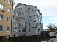 Sochi, Verkhnyaya lysaya gora st, house 10/5. Apartment house