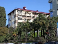 Sochi, Apartment house ­, Gorky st, house 30А