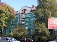 Сочи, улица Горького, дом 38. многоквартирный дом 