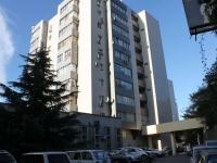 Сочи, улица Горького, дом 39. многоквартирный дом 