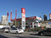 Sochi, Gorky st, house 60/1. fuel filling station