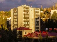 Sochi, Apartment house ­, Gorky st, house 41