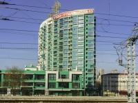 Sochi, Apartment house  Парк Горького, жилой комплекс, Gorky st, house 87/1