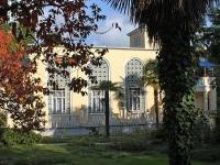 Сочи, музей Дача В.В. Барсовой, улица Черноморская, дом 8